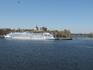 Волга в Твери. Вид с набережной А. Никитина