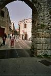 Входная арка в г.Эриче