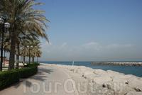 Раз Аль-Мамзар парк
