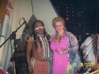 С индейцем