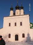 Храм Александровского монастыря