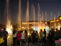 22 августа 2009. Ереван.