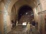 Перпиньян.Католический собор. За воротами находится старый собор, который является единственным зданием, уцелевшим после сильнейшего землетрясения, произошедшим ...