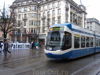 Швейцарский трамвайчик