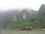 С погодой не повезло. Дождь, туман.. Но тепло, весь корабль был в нашем распоряжении, потому, мне кажется, это даже было хорошо. Не как на картинках.
