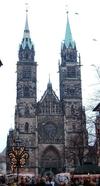 Фотография Церковь Св. Лаврентия в Нюрнберге