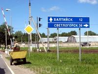 Поехали в балтийск