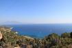 Вдали - остров Кефалония. Вид с Закинтоса.