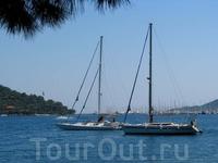 Мармарис является крупнейшим центром яхтинга в Турции, занимает третье место по стране