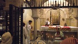 Предел Св Николая - православная служба
