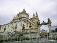 Архикафедральный собор Святого Юра во Львове