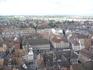 А это вид на Страсбург со смотровой площадки на Нотр-Дамм де Страсбург. Красота!!!!!!!!