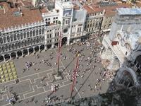 Венеция,панорама с колокольни Святого Марка