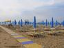 Пляж Лидо ди Езоло в сентябре