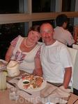 Бангкок. Ужин в ресторане Байок Скай на 82 этаже