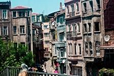 улочка города Стамбула