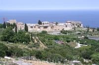 Монастыри горы Афон