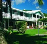 Фото отеля Raiatea Lodge Hotel