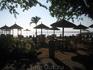 Ресторация на берегу океана.