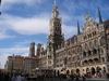 Фотография Новая Ратуша в Мюнхене