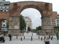 Город Салоники 7