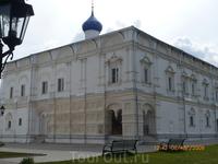Это уже Переславль-Залесский. Свято-Троицкий Данилов монастырь. Храм Похвалы Богородицы (1695 г.)