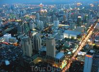 Бангкок с Baiyoke Sky