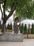 Памятник Вере Холодной