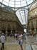 Галерея Витторио Эммануэле - чудные мозаичные полы.