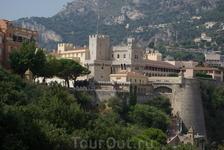 Старый замок монакских принцев