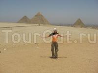 Египет, Каир, Пирамиды