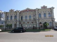 музей истории города Иркутск