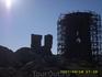 в Балаклаве тоже есть одна из трёх сохранившихся Генуэсских крепостей... правда её сохранность весьма плачевна(почти руины). между прочим это наши постарались ...