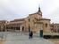 Iglesia de San Millán - одна из самых старых церквей города. Ранее на этом месте стояла церковь XI века, а в 1111-1126 годах на ее фундаменте была выстроена эта новая церковь.