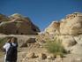 Древние постройки Петры