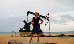 моя нефтяная вышка