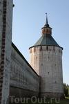 Стены вокруг Кирилло-Белозерского Ансамбля