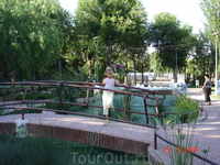 Парк в Реусе