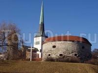 Башня Толстая Маргарита и Морской музей