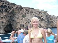 Скалистые берега Анталии
