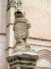 Вот еще интересный персонаж, украшающий собор. В общем, вполне заслуженно, в 1985 г. собор Сеговии стал неотъемлемой частью Всемирного списка наследия ...