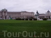 Дворец и парк Хофбург