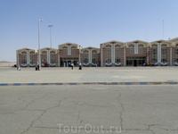 Аэропорт Табы -это бывший военный аэродром.