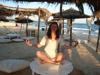 Buda Beach - самый красивый пляж на побережье Хаммамета
