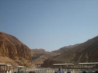 Долина царей, сдесь находятся гробнищі фараонов