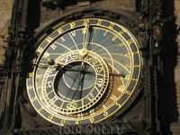 знаменитые часы Пражские астрономические часы, или Пражский Орлой