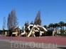 фонтан на Embarcadero