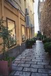 И, наконец, улица Таормины, за которой мощная стена, окружающая город
