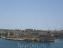 Вид с Нижних садов на Витториозу и Форт Сан-Анжело