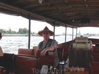 прогулка по Chao Phraya